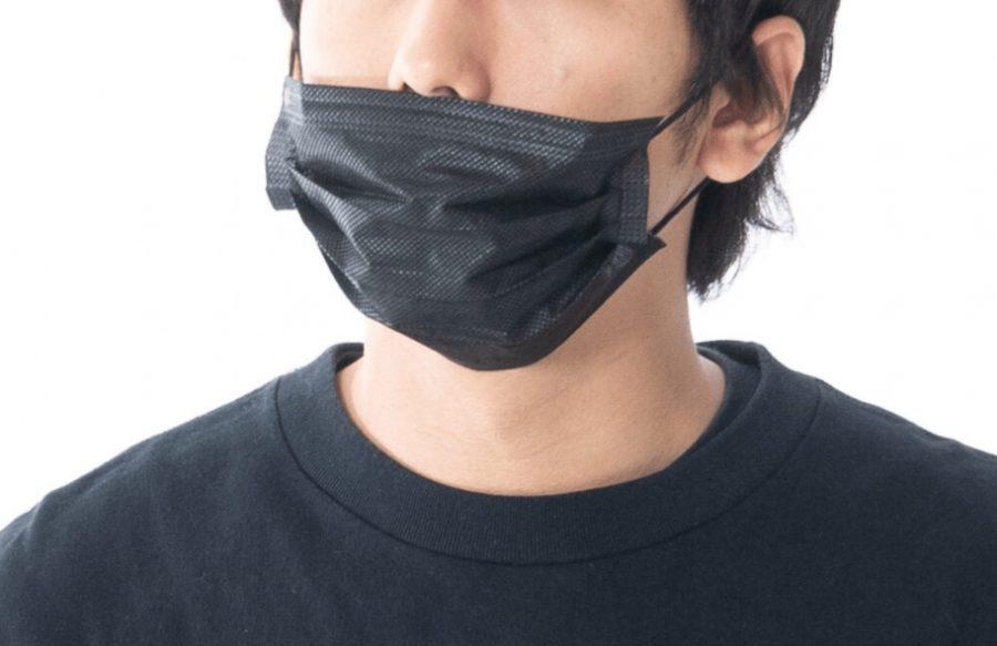 鼻だしマスク 誰